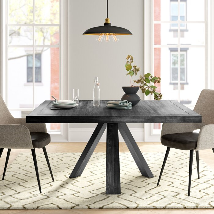 Featured Image of Rhiannon Poplar Solid Wood Dining Tables