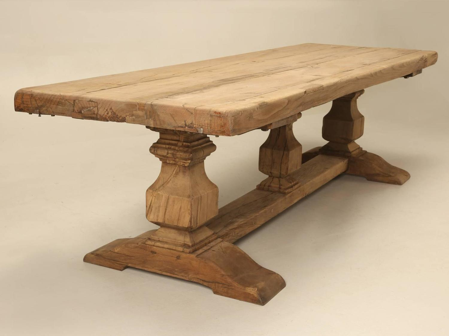 French Trestle Antique Dining Table For Sale At 1Stdibs Inside Latest Trestle Dining Tables (Photo 15 of 15)