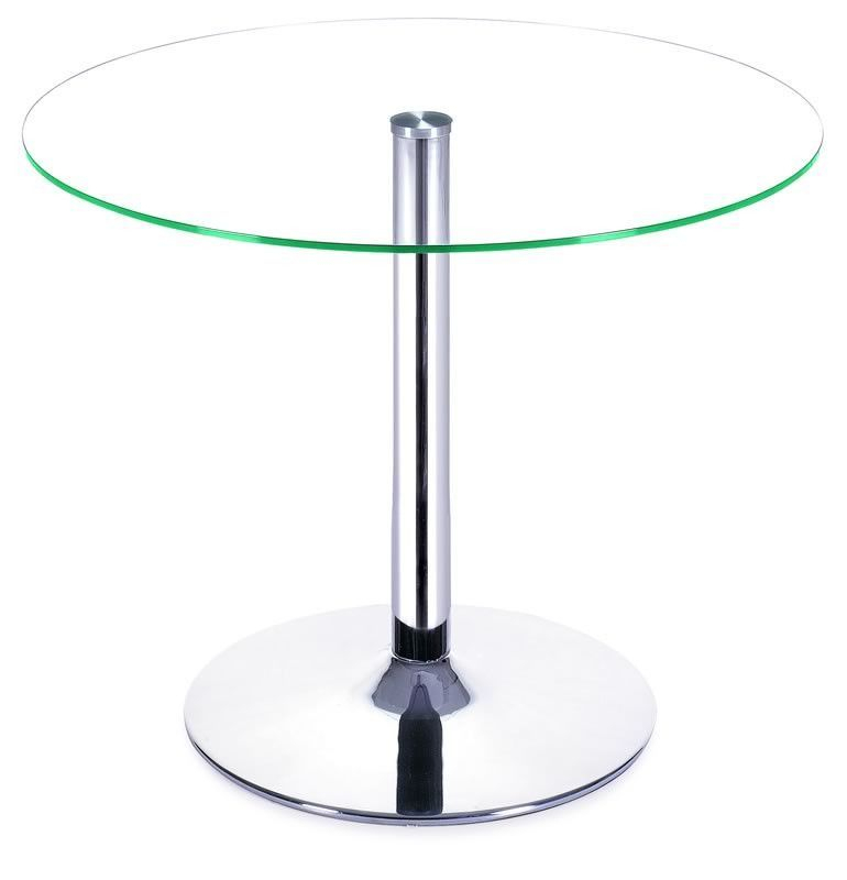 Galaxy Dining Table Tempered Glass | Dining Table, Round Inside Most Recent Collis Round Glass Breakroom Tables (View 15 of 15)
