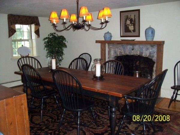 Gallery « Antique Tables | Primitive Tables, Rustic Table With Regard To Latest Edmondson Dining Tables (View 9 of 15)