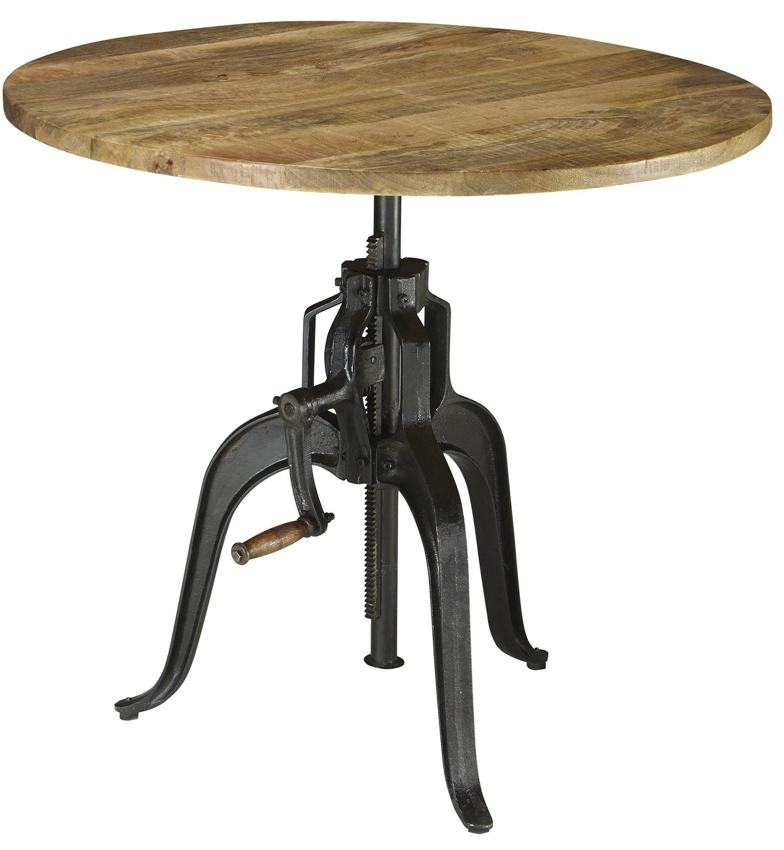 Featured Image of Charterville Counter Height Pedestal Dining Tables