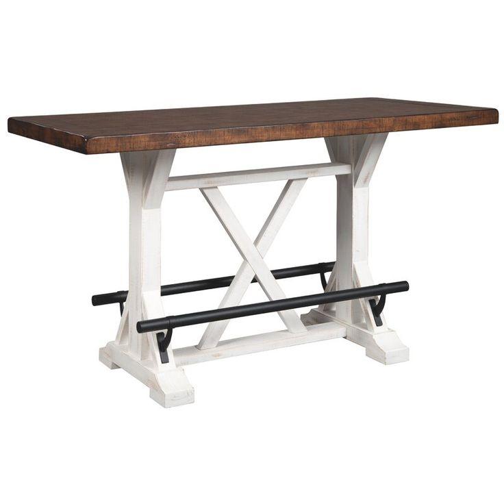 Gracie Oaks Jayapura Counter Height Dining Table & Reviews Inside Most Recent Jayapura Counter Height Dining Tables (View 4 of 8)