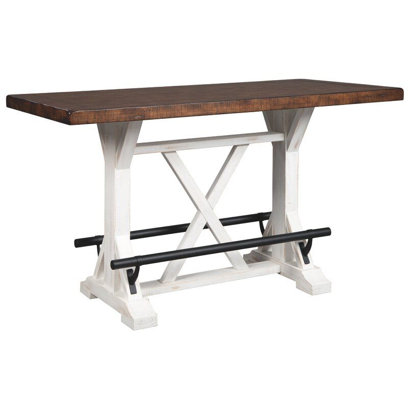 Gracie Oaks Jayapura Counter Height Dining Table & Reviews Inside Most Recently Released Jayapura Counter Height Dining Tables (View 3 of 8)