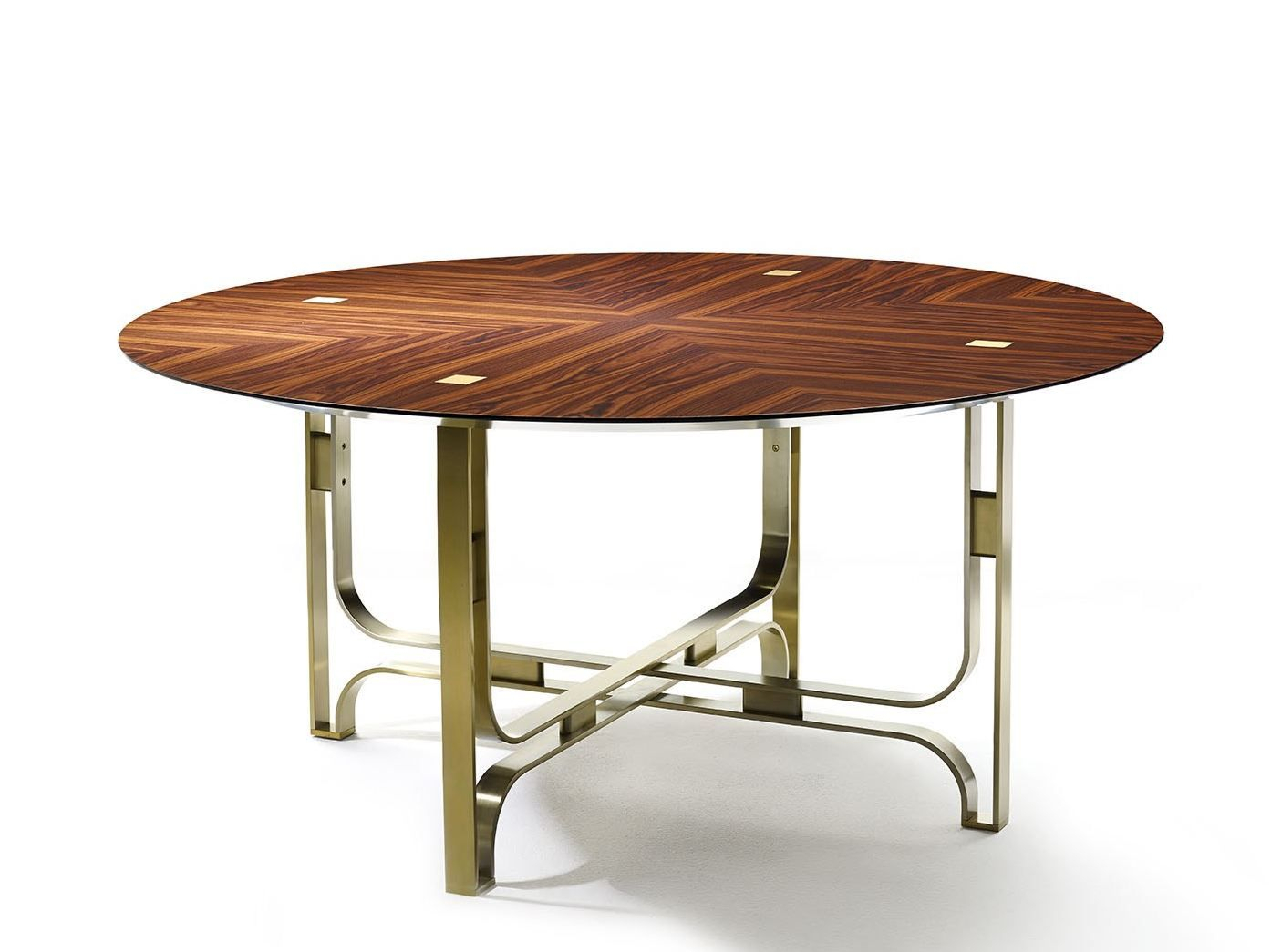 Gregory | Round Tablemarioni Design Studio 63 | Round Throughout Most Popular Bekasi 63'' Dining Tables (View 7 of 15)