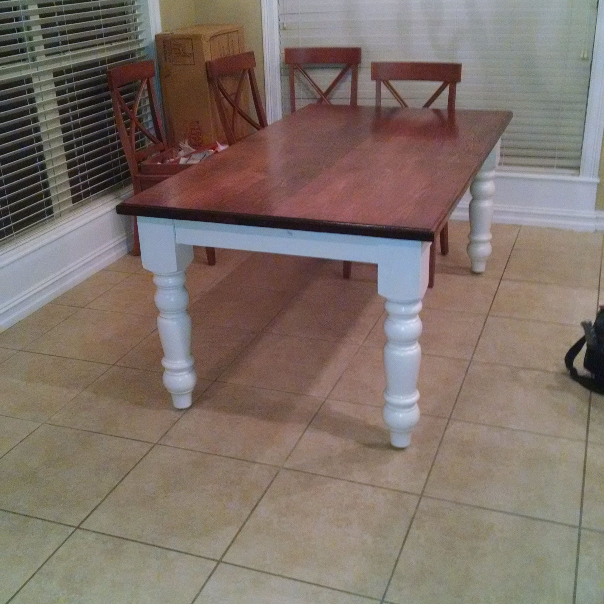 Hand Crafted Solid Maple Dining Room Tableclark Fine With Regard To 2018 Drake Maple Solid Wood Dining Tables (View 15 of 15)