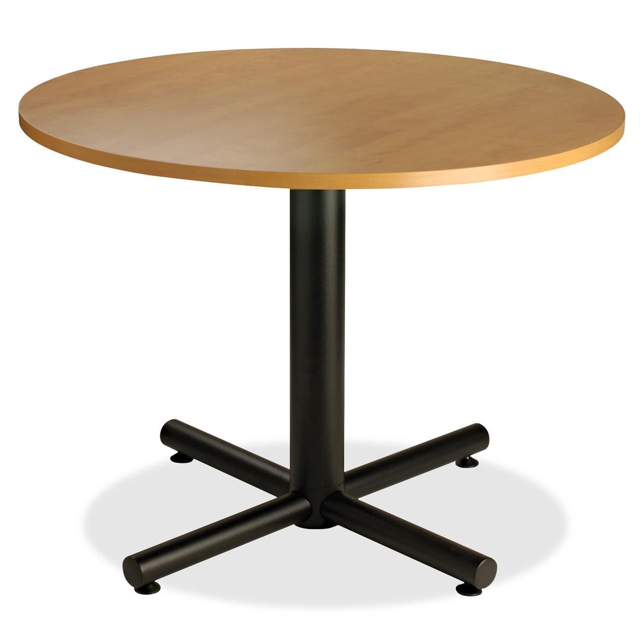 Heartwood Hdl Innovations Round Cafeteria Table   Eos Pertaining To Most Recently Released Mcquade (View 14 of 15)