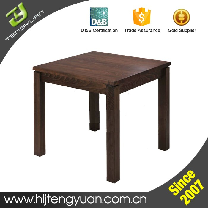 High Quality Restaurant Solid Wood Dinning Table – Buy In Most Up To Date Yaritza (View 2 of 15)