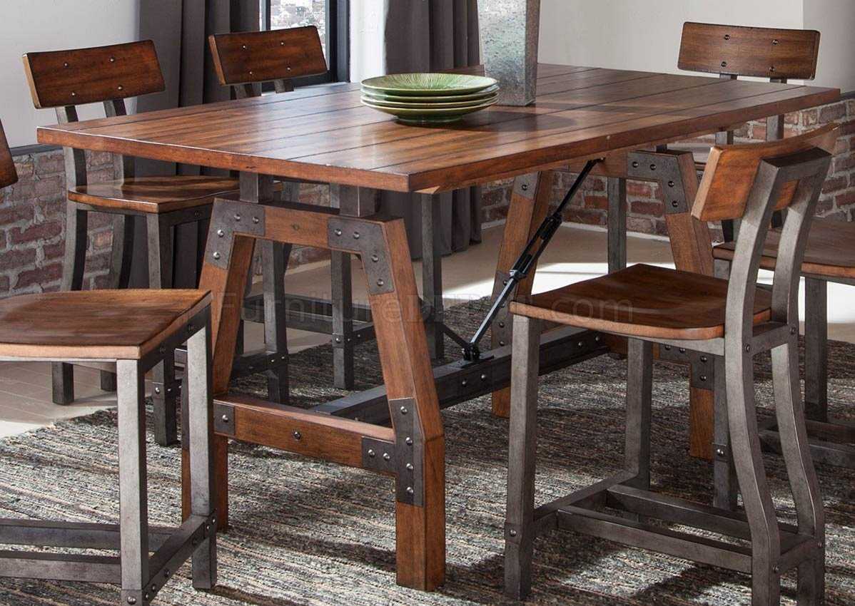 Featured Image of Hearne Counter Height Dining Tables