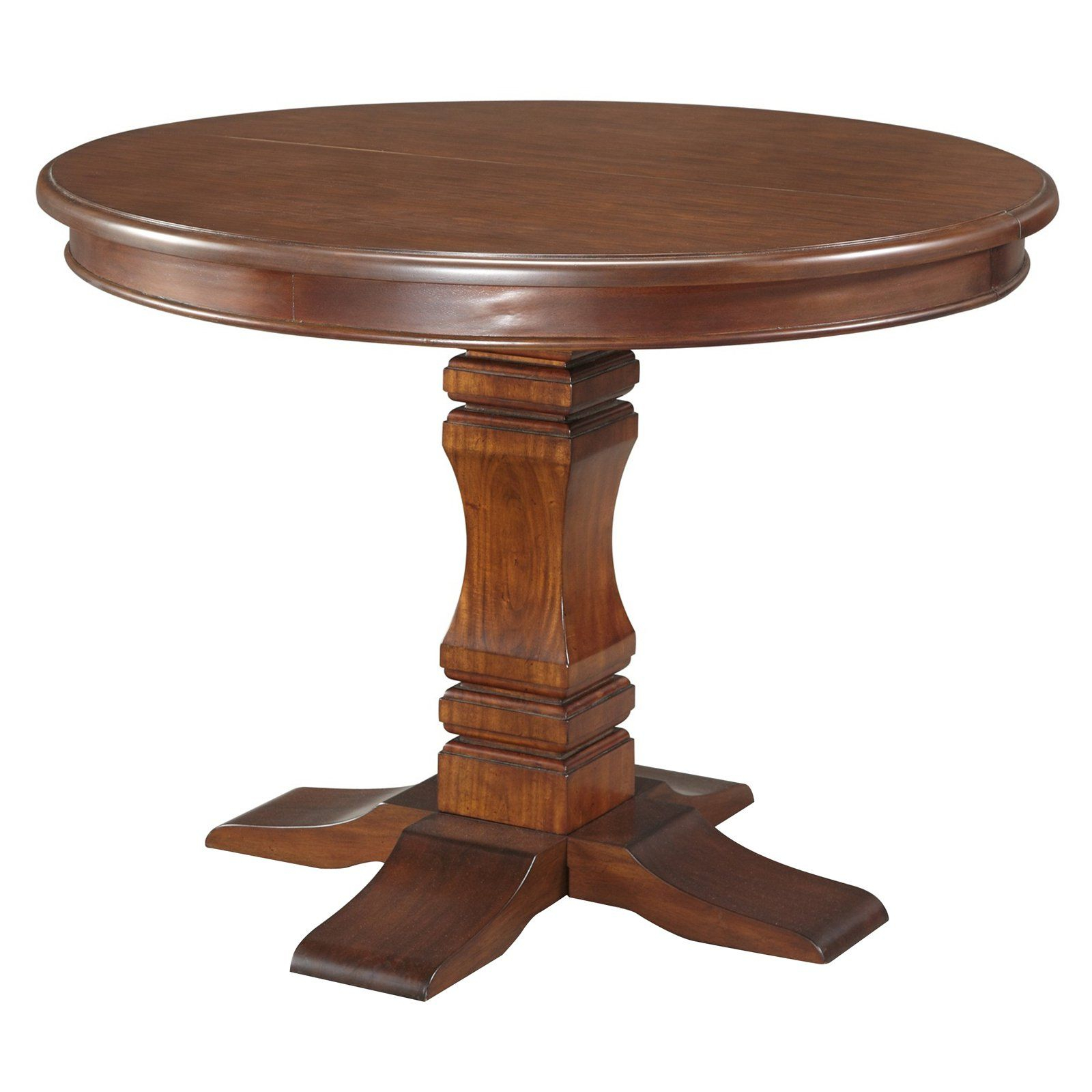 Home Styles Aspen Pedestal Dining Table   Www (View 4 of 15)