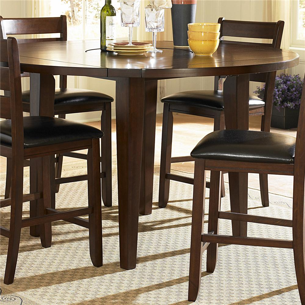 Featured Image of Andrelle Bar Height Pedestal Dining Tables