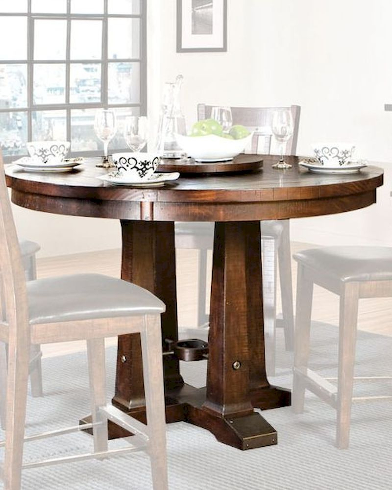 Intercon Solid Pine Counter Height Dining Table Hayden With Regard To Most Recently Released Hearne Counter Height Dining Tables (View 2 of 15)