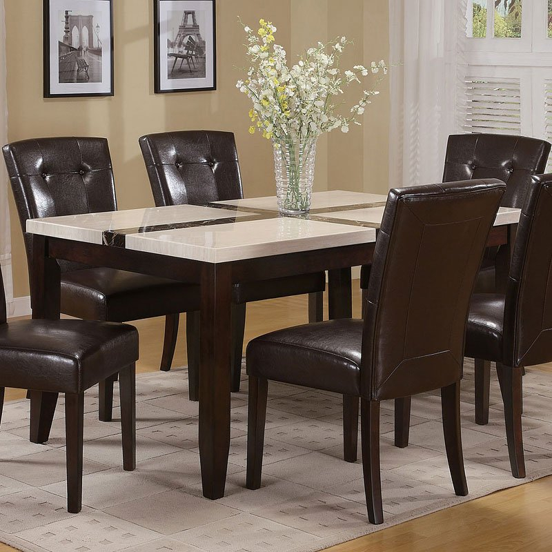 Justin Dining Table Acme Furniture | Furniture Cart For Most Recent Justine (View 3 of 15)