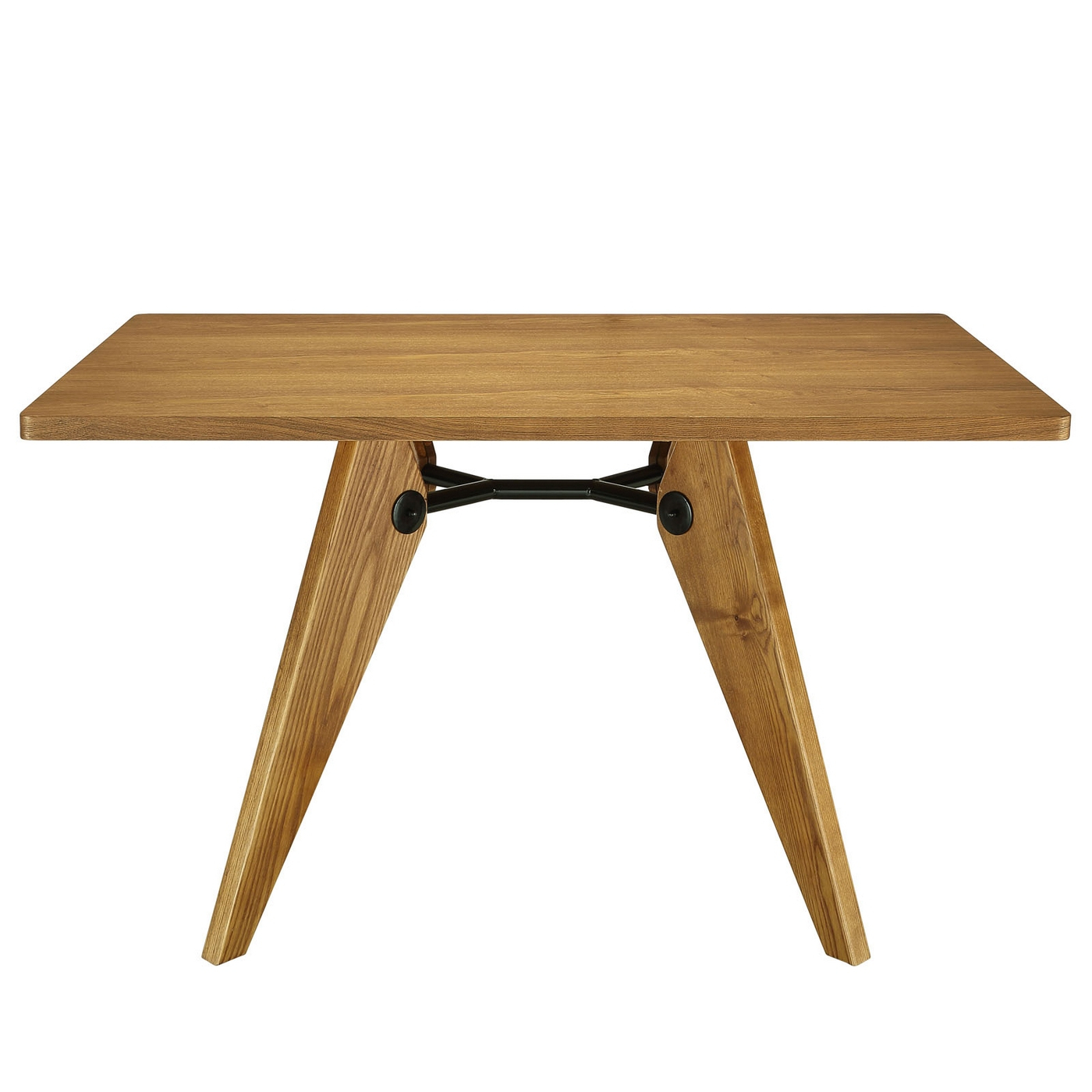 """Landing 32"""" Round Dining Table In Natural Wood Finish W Inside 2017 Cainsville 32'' Dining Tables (View 3 of 15)"""