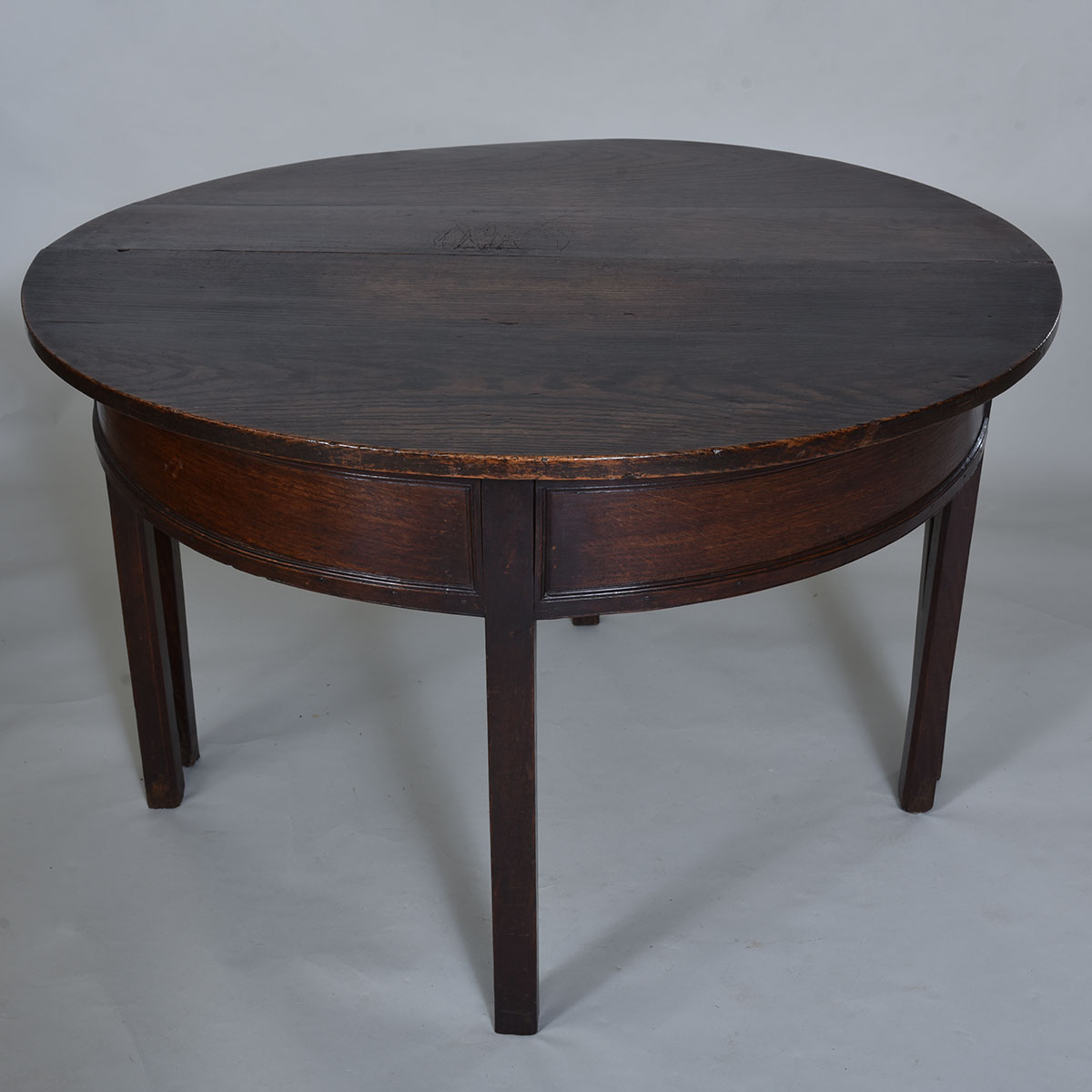 Large Antique Oak Dining Table | Elaine Phillips Antiques Regarding Most Popular Joyl  (View 13 of 15)