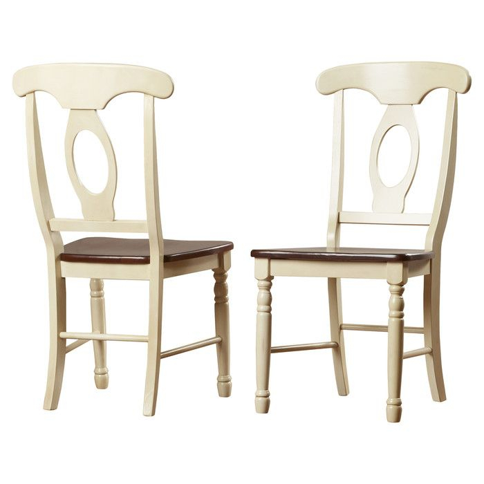 Leamont Dining Table | Solid Wood Dining Chairs, Dining Pertaining To Most Up To Date Leamont 35.75'' Dining Tables (Photo 7 of 12)