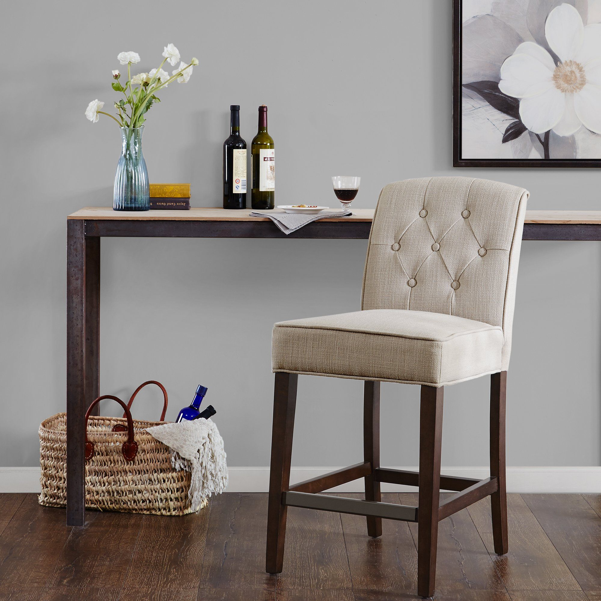"""Lewin 25"""" Bar Stool   Counter Stools, Bar Stools, Counter Inside Best And Newest Lewin Dining Tables (View 11 of 15)"""