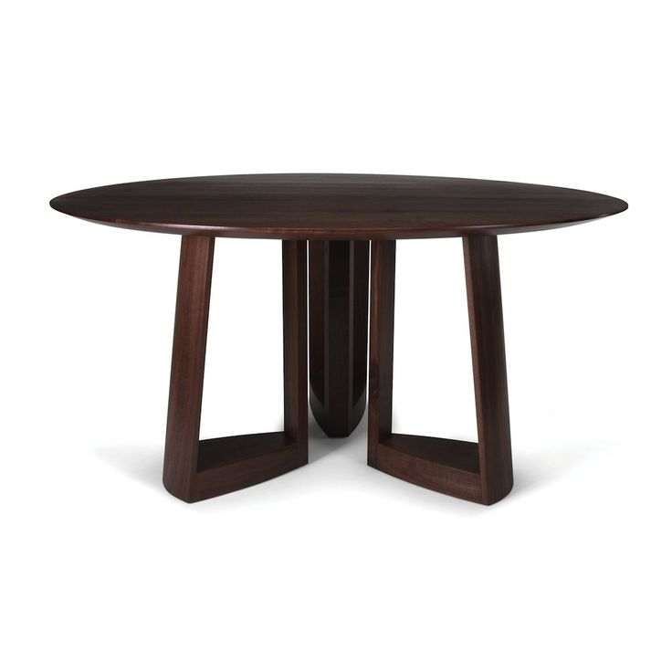 Lineground Round Dining Table | Round Dining Table Modern Within Best And Newest Zeus  (View 2 of 15)