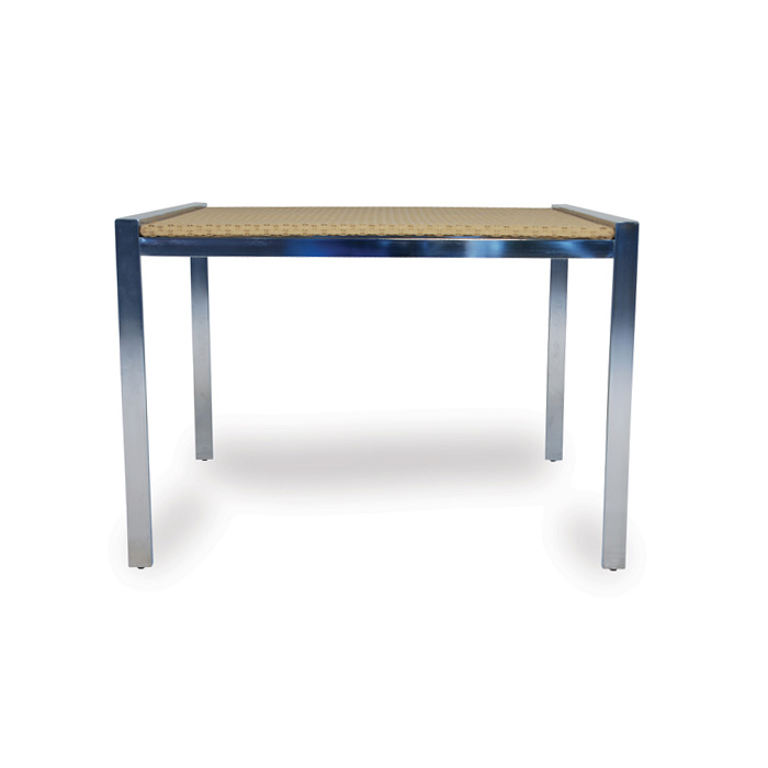 Lloyd Flanders Elements 42 Inch Square Dining Table Regarding Most Recently Released Darbonne 42'' Dining Tables (View 12 of 15)