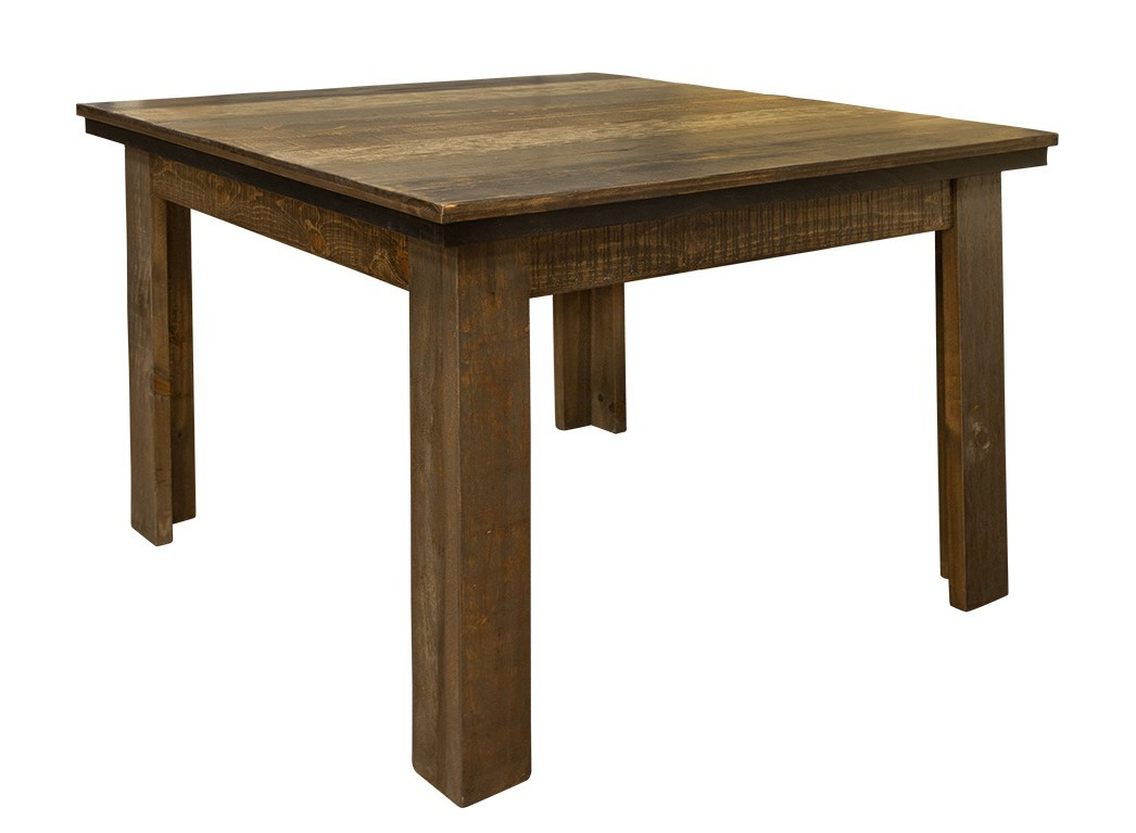 """Loft Brown 42"""" Dining Tableinternational Furniture With Regard To Best And Newest Darbonne 42'' Dining Tables (View 4 of 15)"""