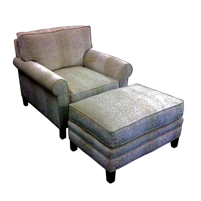 Lounge And Occasional Chairs | Hammer Fine Furniture Throughout Most Up To Date Larkin (View 11 of 15)