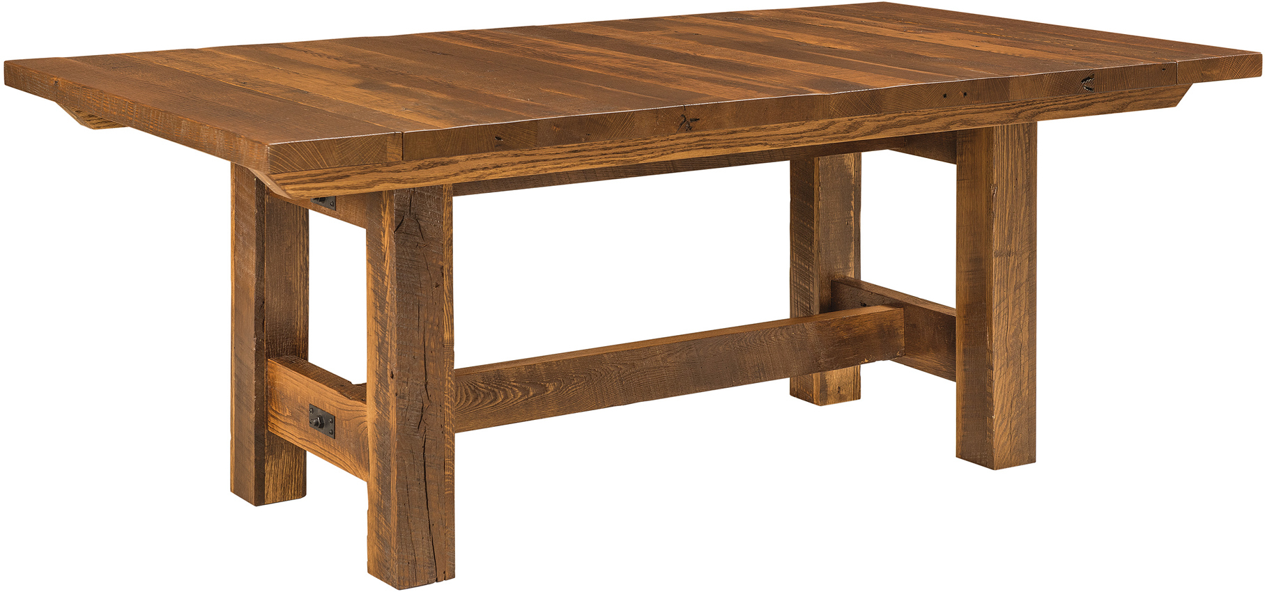 Lynchburg Trestle Dining Table | Amish Lynchburg Table For Most Recently Released Nerida Trestle Dining Tables (Photo 2 of 15)