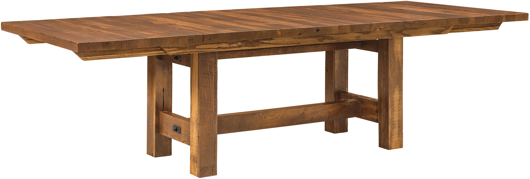 Lynchburg Trestle Dining Table | Amish Lynchburg Table Regarding Best And Newest Kara Trestle Dining Tables (View 2 of 15)