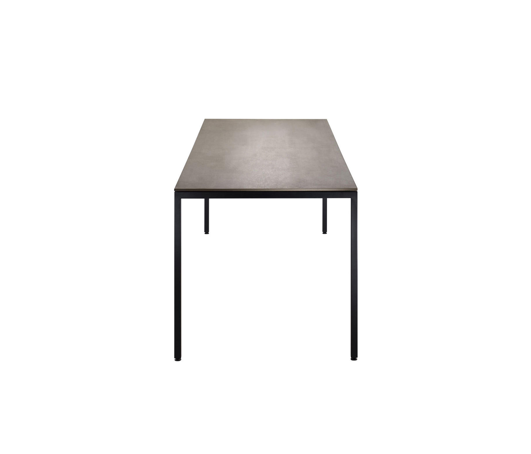 M38 Table – Dining Tables From Tecta | Architonic Throughout Best And Newest Bechet 38'' Dining Tables (View 12 of 15)