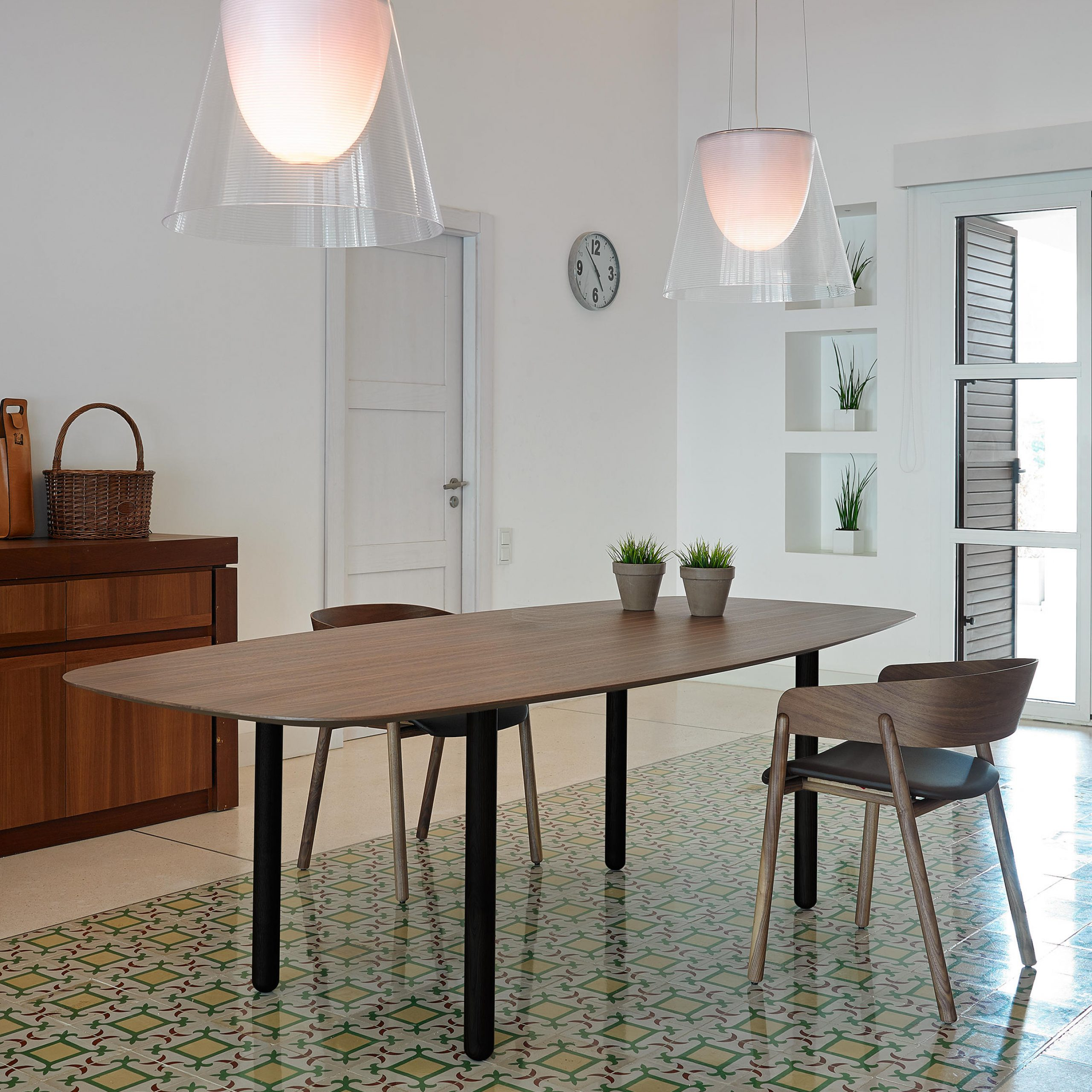 Maeda – Dining Tables From Punt Mobles   Architonic Inside Most Recently Released Nottle (View 3 of 15)