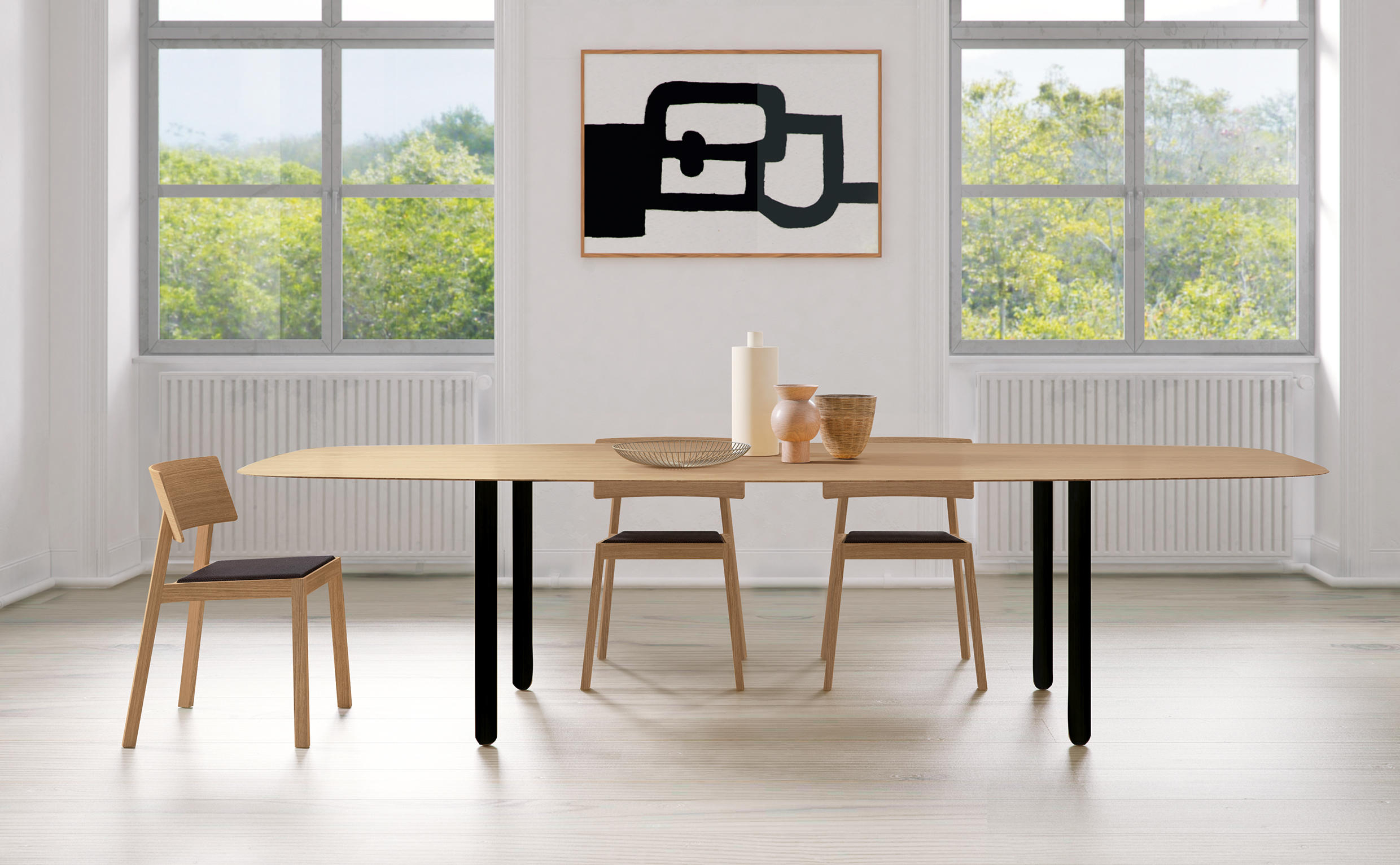 Maeda – Dining Tables From Punt Mobles   Architonic Intended For 2017 Nottle (View 7 of 15)