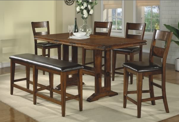 Mango Inside Newest Mccrimmon 36'' Mango Solid Wood Dining Tables (View 10 of 15)