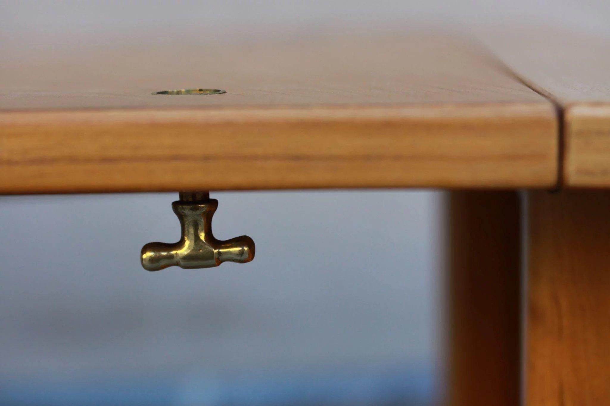 """Maria Flapp,"" Dining Table Designedbruno For Karl Inside Newest Joyl  (View 7 of 15)"