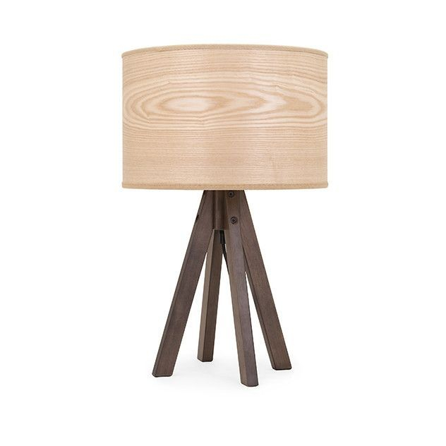 Meridian Wood Table Lamp | Table Lamp Wood, Lamp, Wood Lamps Pertaining To Best And Newest Hunsicker Dining Tables (View 13 of 15)