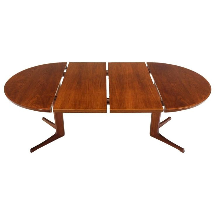 Mid Century Modern Round Dining Tables In 2020 | Mid Throughout Most Recently Released Conerly  (View 14 of 15)