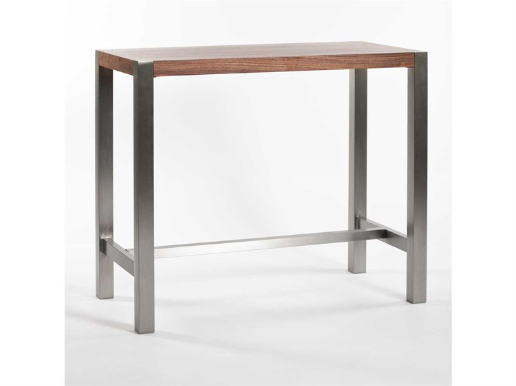 Moe'S Home Collection Riva 47L X 24 Wide Rectangular Bar Regarding 2018 Adsila 24'' Dining Tables (View 15 of 15)