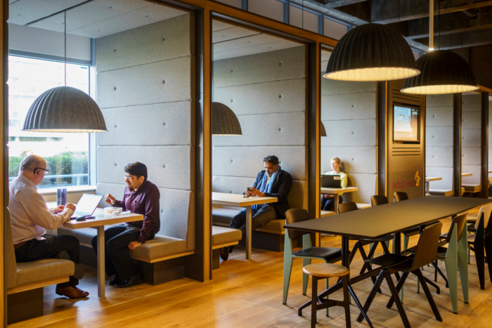 Office Tour: Astrazeneca Offices – Macclesfield Within Newest Mode Breakroom Tables (View 6 of 15)