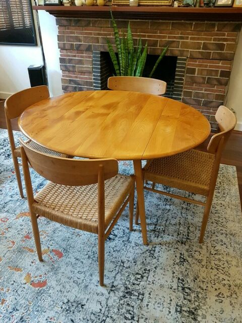Original 1950'S Ercol Dining Table | Dining Tables With Regard To Most Recently Released Balfour 39'' Dining Tables (View 2 of 15)