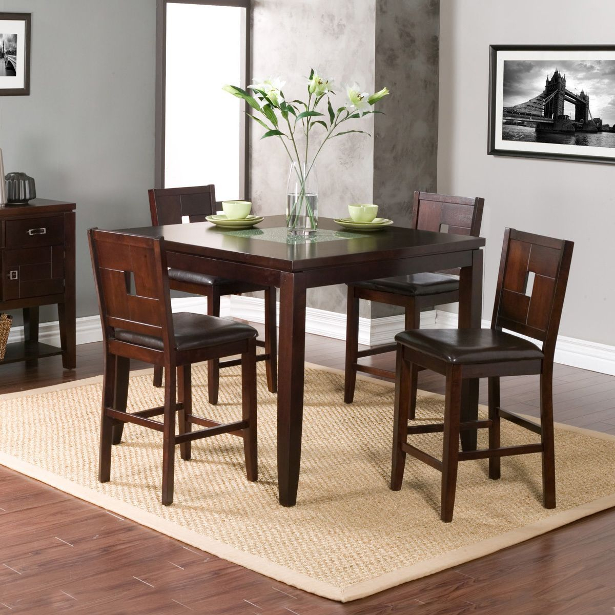 Featured Image of Counter Height Dining Tables