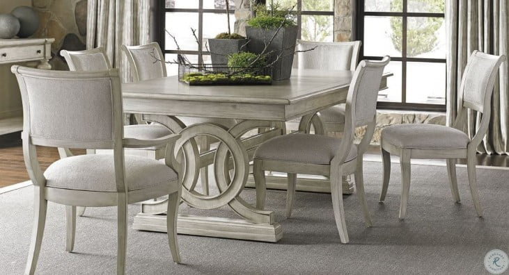 Oyster Bay Montauk Extendable Rectangular Dining Room Set For Newest Montauk 36'' Dining Tables (View 11 of 15)