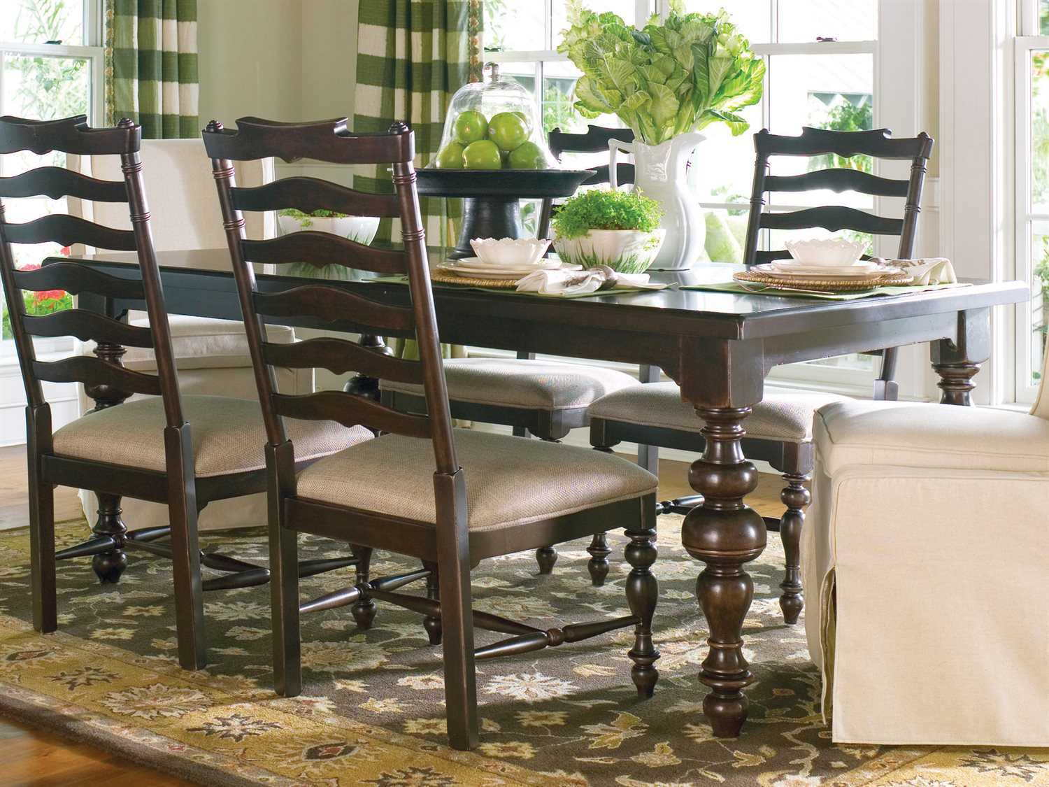 Paula Deen Home Tobacco 76'' X 46'' Rectangular Dining For Most Current Nazan 46'' Dining Tables (Photo 3 of 15)