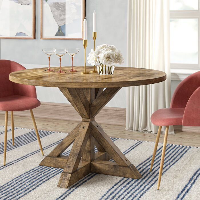 Featured Image of Bineau 35'' Pedestal Dining Tables
