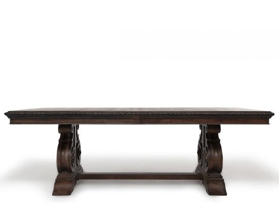 Pin On For The Home For Most Up To Date Corvena 48'' Pedestal Dining Tables (View 14 of 15)