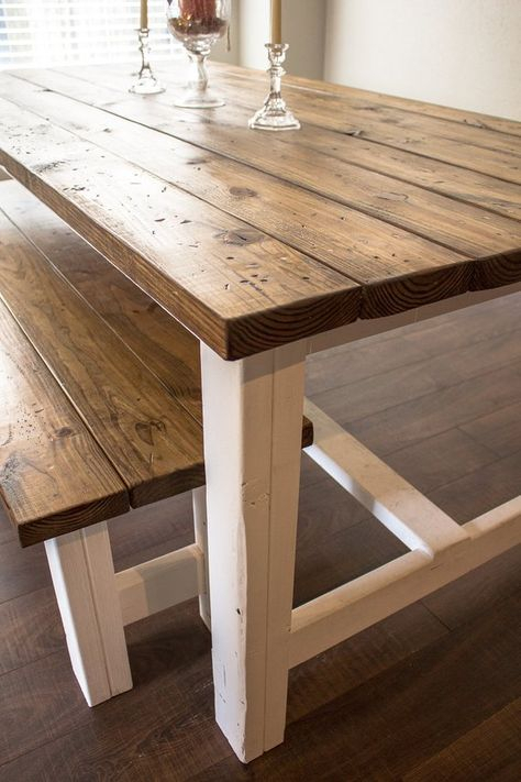 Pin On Myshop Intended For Latest Minerva 36'' Pine Solid Wood Trestle Dining Tables (View 3 of 15)
