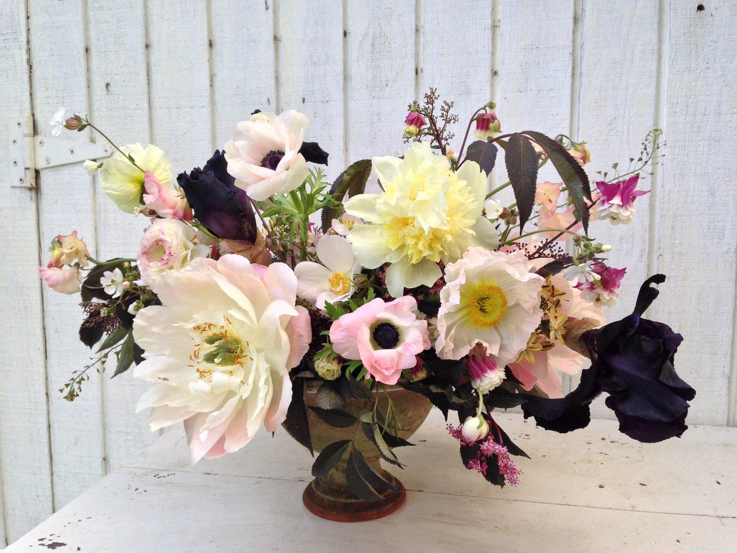 Pinmatt F On Wedding   Flowers, Floral, Floral Wreath In Best And Newest Thorson (View 3 of 4)