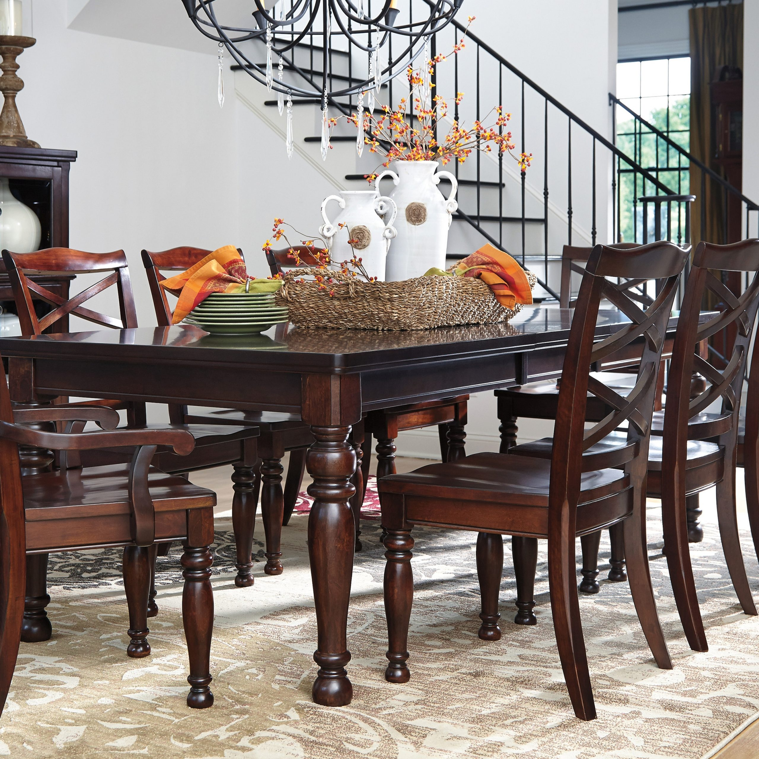 Porter Dining Room Table – D697 35 | Ashley Homestore Pertaining To 2018 Eleni 35'' Dining Tables (View 6 of 15)
