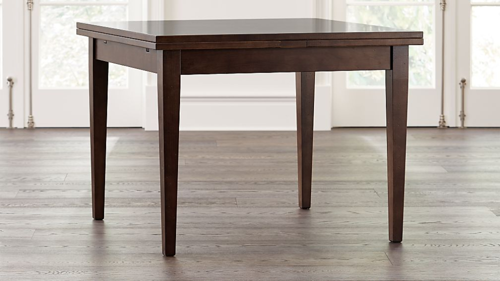 Pratico Blue Grey Extension Square Dining Table + Reviews Intended For Current Neves 43'' Dining Tables (View 8 of 15)
