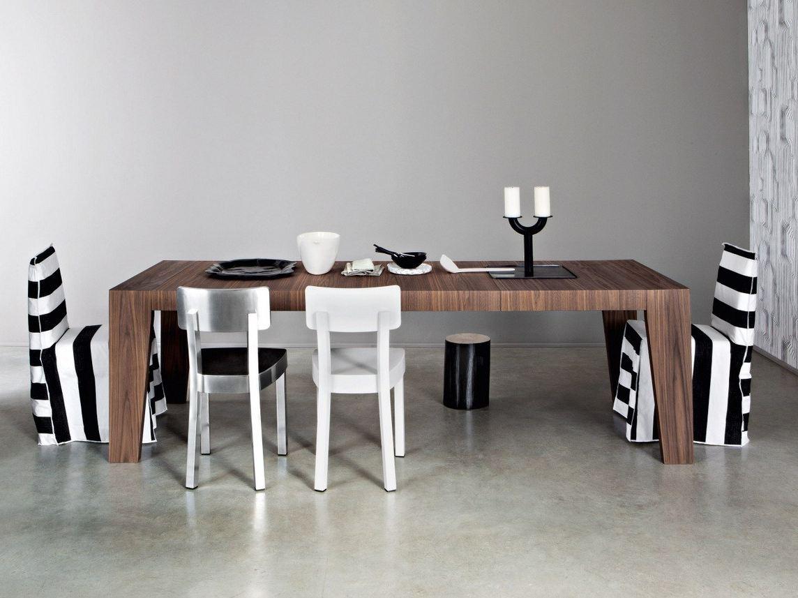 Rectangular Dining Table Sweet 39Gervasoni Design Throughout 2017 Balfour 39'' Dining Tables (View 10 of 15)