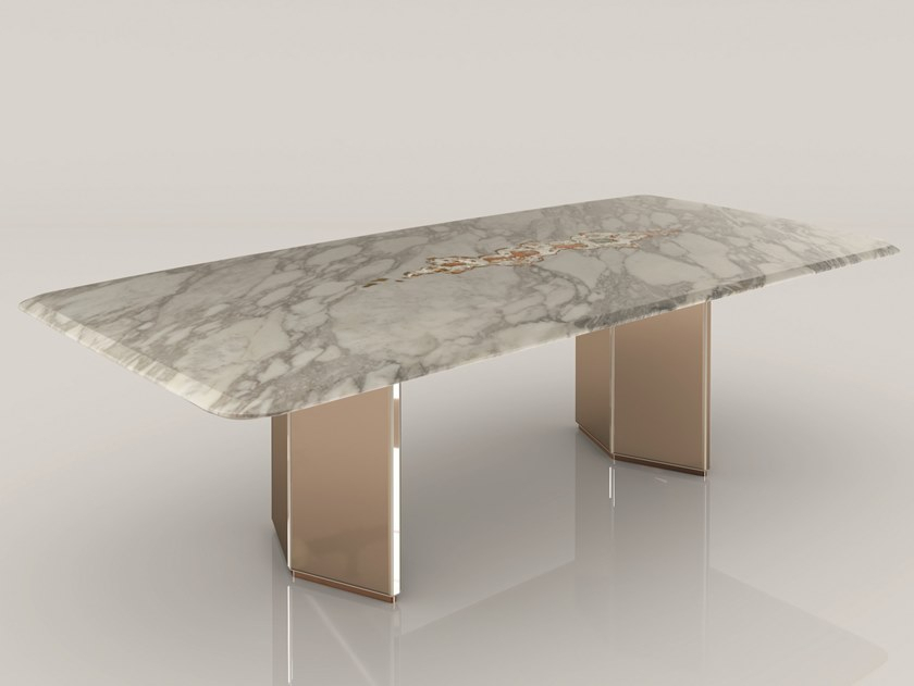 Rectangular Marble Dining Table Galitsinvisionnaire For Best And Newest Nazan 46'' Dining Tables (View 14 of 15)