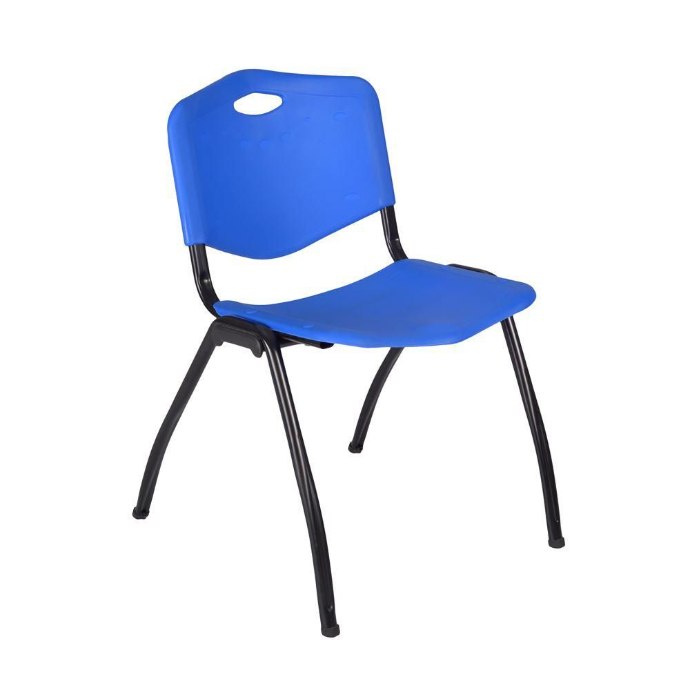 """Regency Heights Blue Stack Chair 