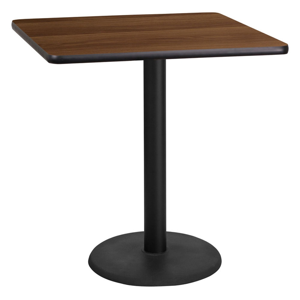 Restaurant Table – Quarx 36 Inch Square Laminate Dining Table Pertaining To Newest Hitchin 36'' Dining Tables (View 8 of 15)