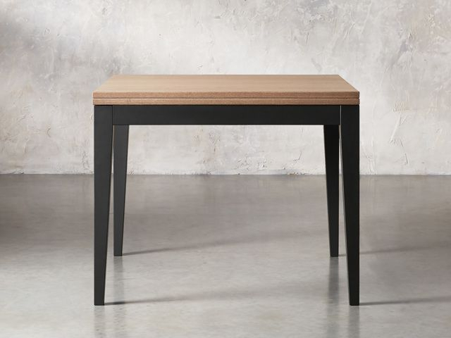 Rho Square Flip Top Dining Table   Arhaus Furniture In Pertaining To Current Rishaan Dining Tables (View 10 of 15)